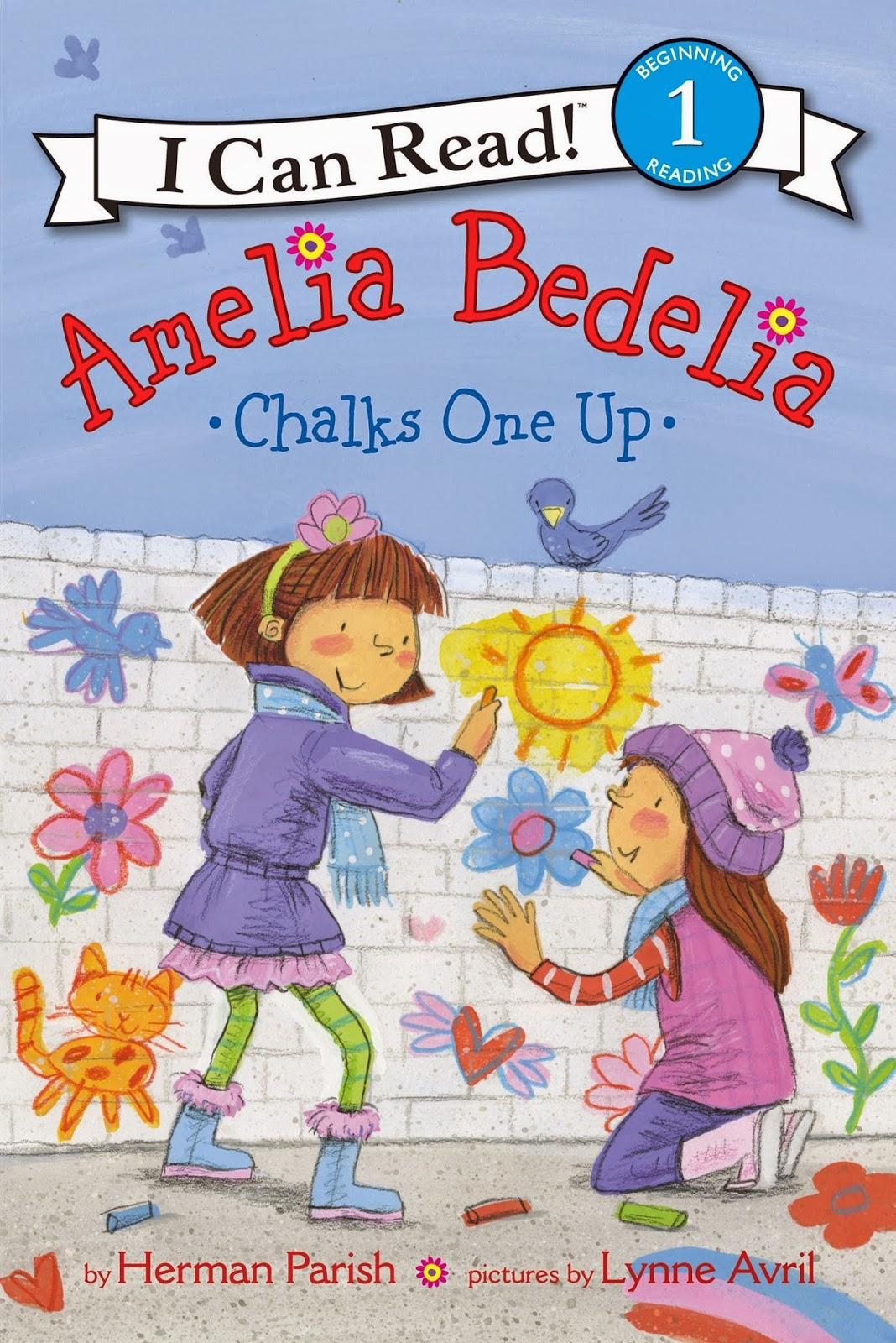 Literary Hoots Amelia Bedelia Chalks One Up