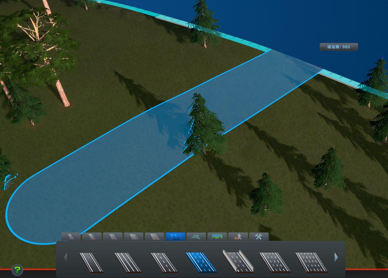 cities skylines mod導入ガイド 郊外との接続を設定する unlimited