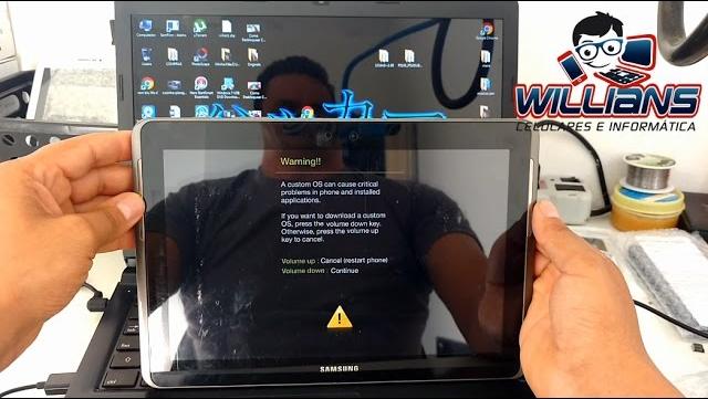Firmware StockRom Samsung Galaxy Tab2 GT-P5100, P5110, Instalar, Atualizar, Restaurar