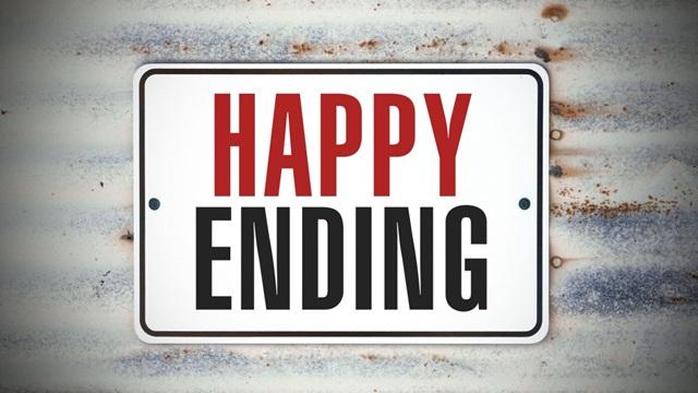 """Betul Ke Akan Berakhir Dengan """"Happy Ending""""?"""