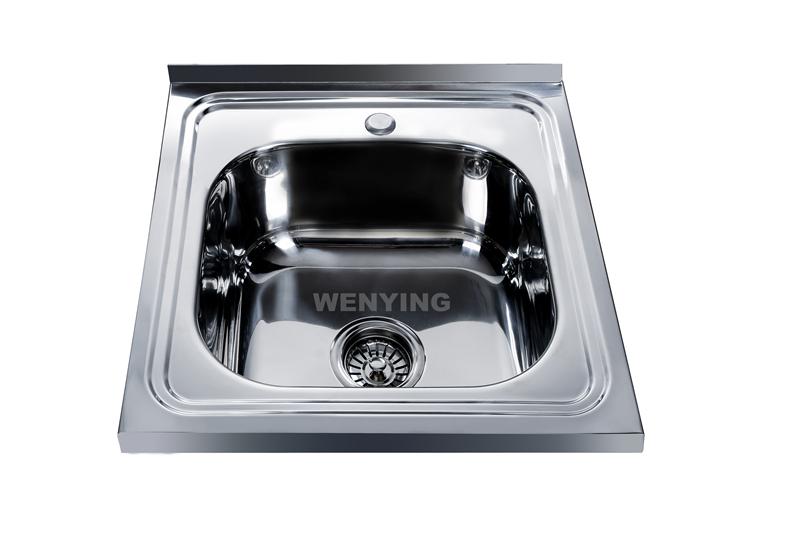 Stainless Steel Kitchen Sink Manufacturer China Hot Sale - Bathroom sink companies