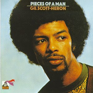 Gil Scott-Heron Pieces of a man record cover