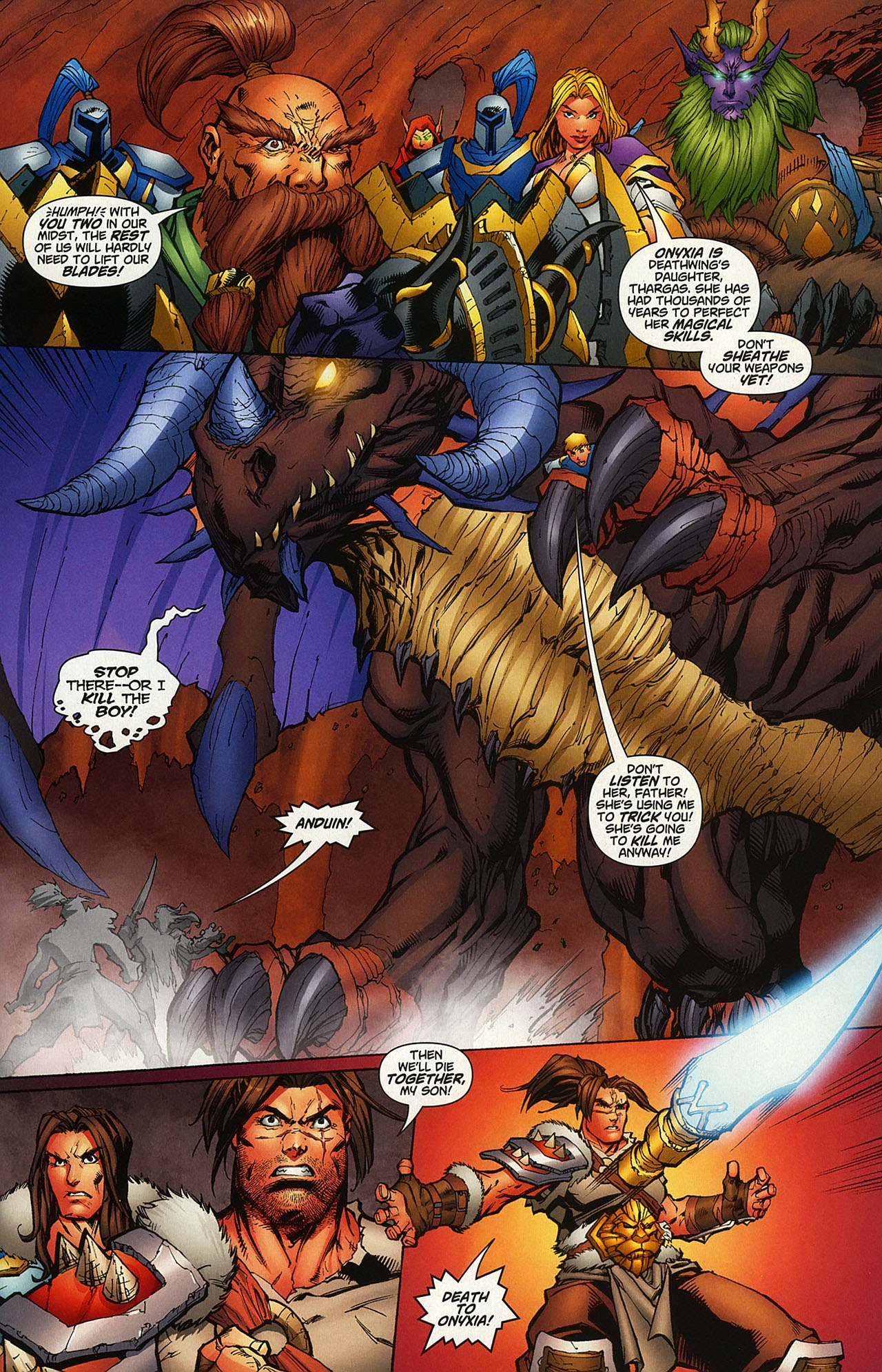 Read online World of Warcraft comic -  Issue #14 - 9