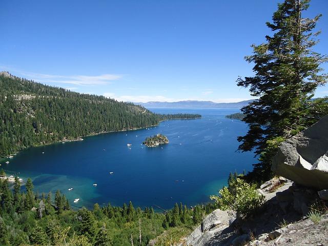 10 Fakta Unik Tentang Danau Tahoe, Amerika Serikat