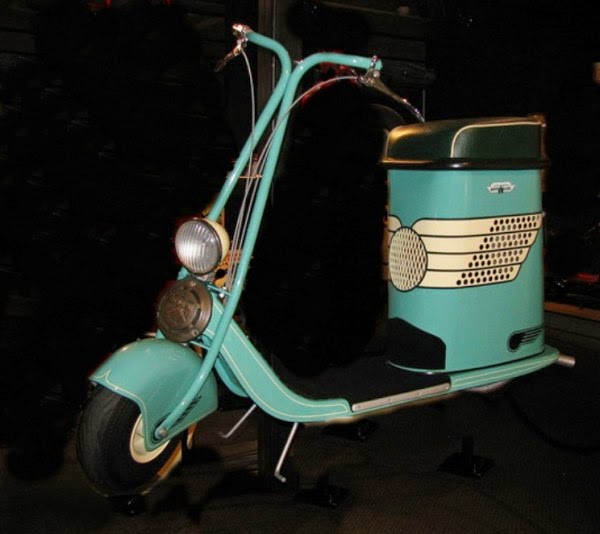 True American Classic Scooters