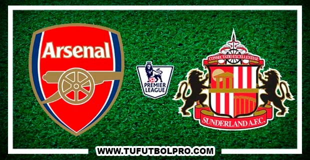 Ver Arsenal vs Sunderland EN VIVO Por Internet Hoy 16 de Mayo 2017