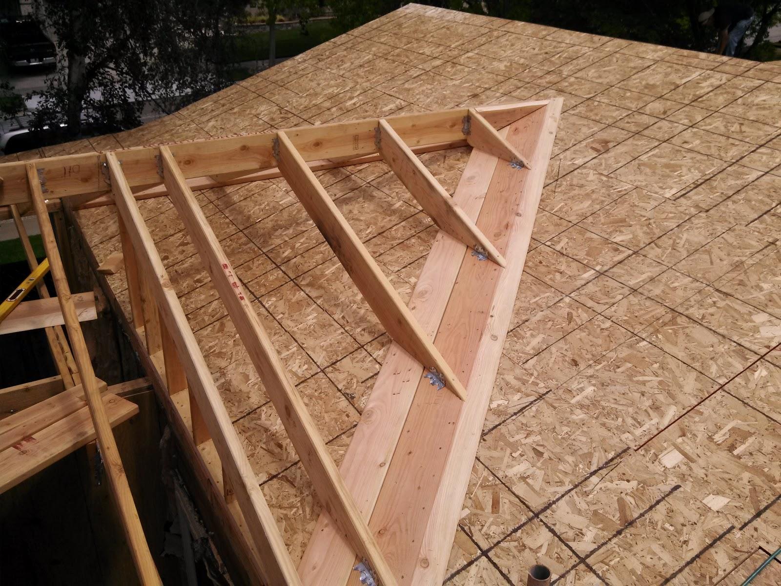 Roof Framing Geometry California Valley Sleeper Saw Blade