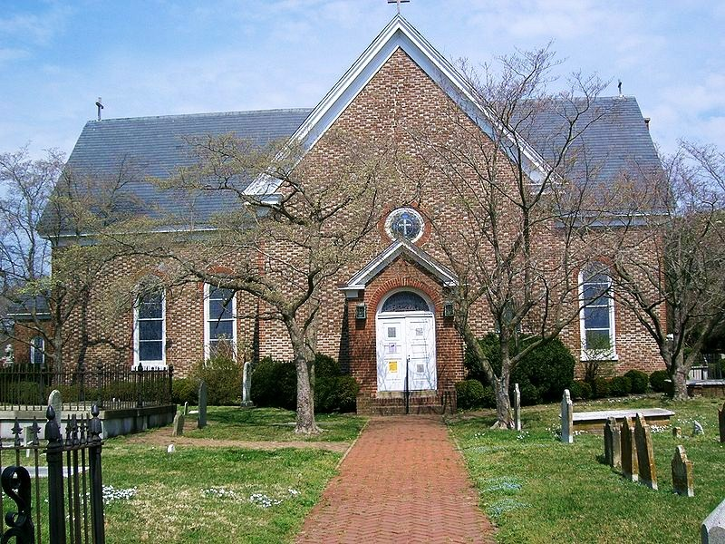 Its about time early churches in original 13 british american 1610 st johns episcopal church established in 1610 oldest english speaking parish in continuous existence in us 4th parish 1728 sciox Choice Image