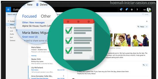 Hotmail iniciar sesion como gestor de correo electrónico.
