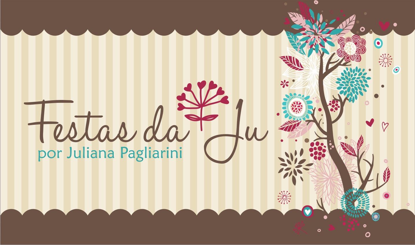 Printest Blog E Logotipo Festas Da Ju Emporium Digital Blogs