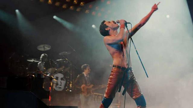 نظرة عن قرب على أبرز الأعمال المتنافسة على جوائز الأوسكار 2019 فيلم Bohemian Rhapsody