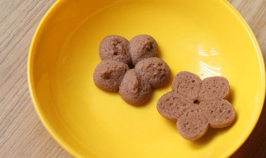 chocolate spritz cookies - photo #17
