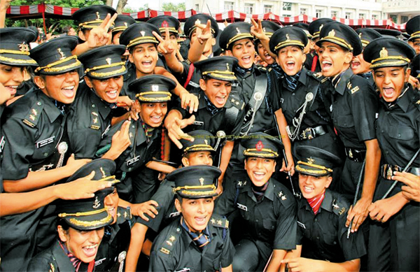 Jodhpur Girl Left 21 Lakh Package For Indian Army, Recommended For Tri-Services