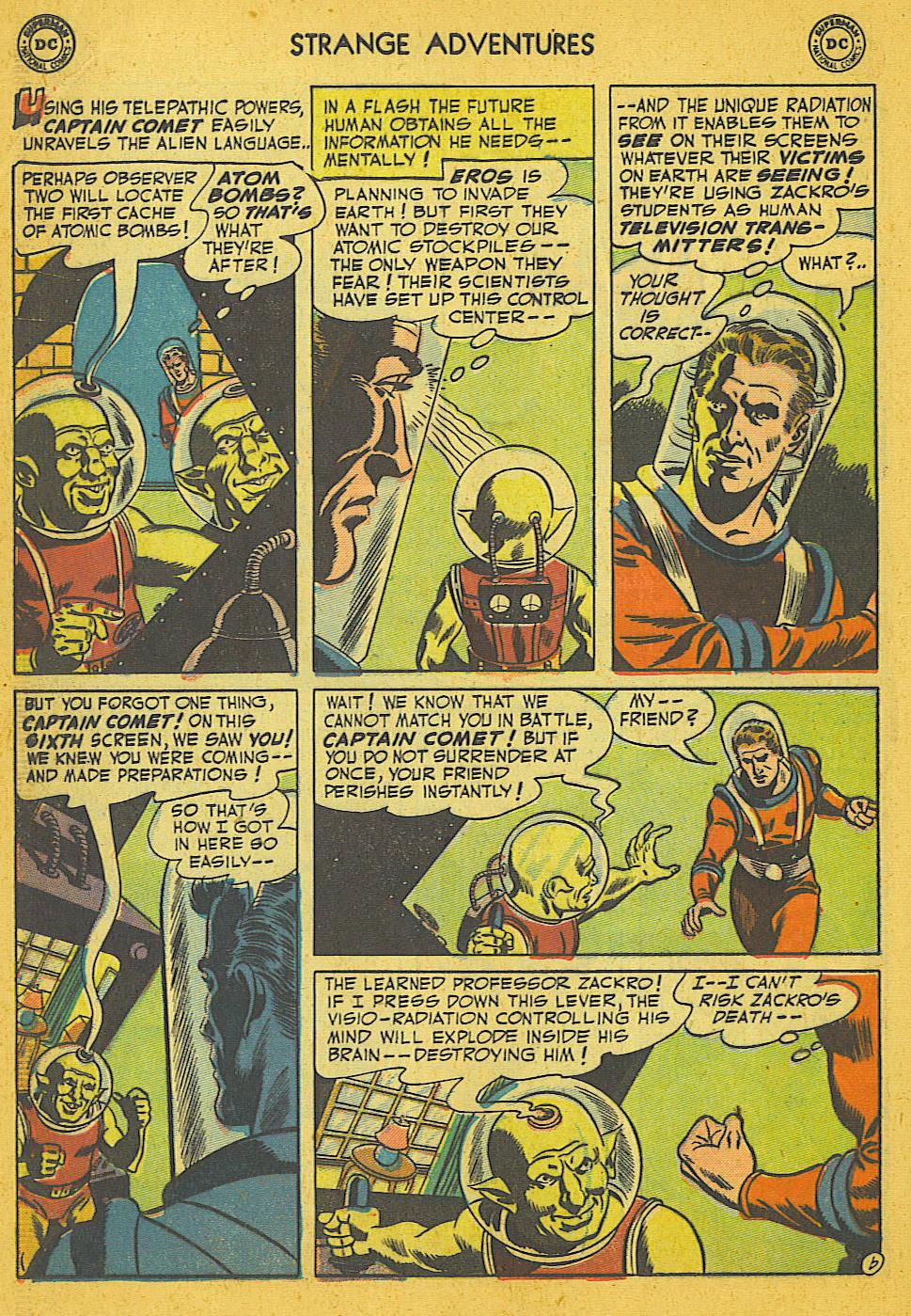 Strange Adventures (1950) issue 21 - Page 8