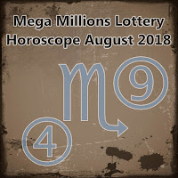Mega Millions Lottery Horoscope August 2018