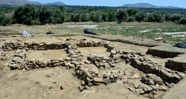 7,000 year-old complex discovered on former Greek island of Imvros