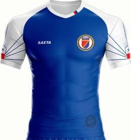 ハイチ代表 2018 ユニフォーム-ホーム