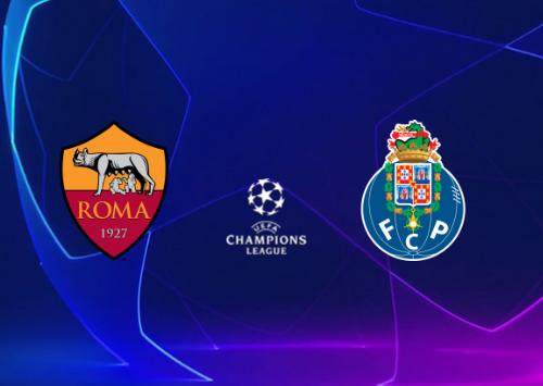 AS Roma vs FC Porto Full Match & Highlights 12 February 2019