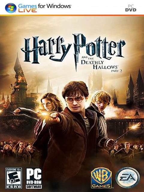 تحميل لعبة Harry Potter And The Deathly Hallows Part 2 مضغوطة كاملة بروابط مباشرة مجانا