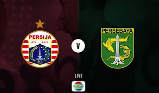 Susunan Pemain Persija vs Persebaya - Liga 1 2018