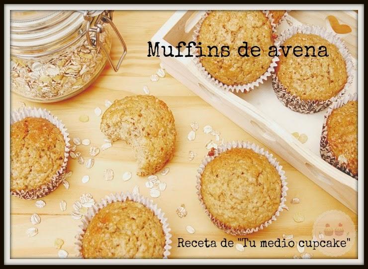 Muffins sanos y riquísimos
