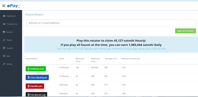 Free Bitcoin Faucet No Payout Limits Confidential Transactions