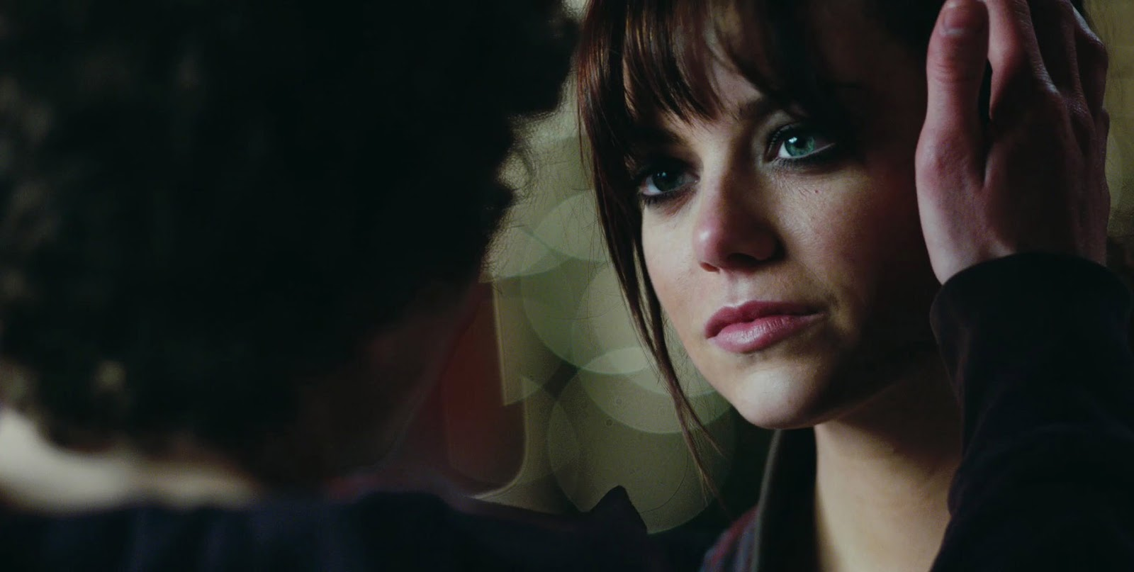 Andrew Garfield Wallpaper Iphone Emma Stone Emma Stone Zombieland