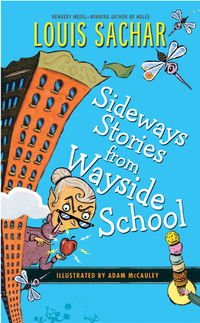 Book Reviews And More Sideways Stories From Wayside School Louis