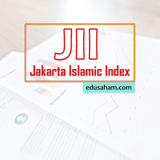 Daftar Saham Syariah JII Terbaru (Semua Perusahaan)