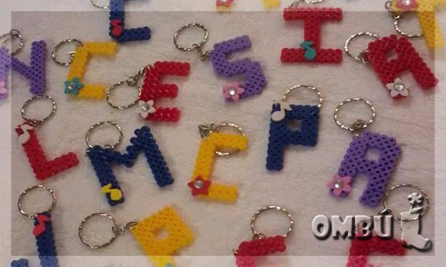 Iniciales Hama Beads