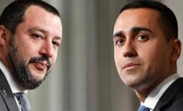 """""""دي مايو"""" يصف شريكه في الحكومة الإيطالية ب""""المتكبر"""""""