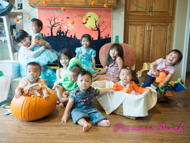 小寶寶團體照