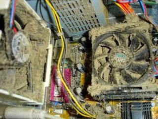 Cara Merawat Dan Memperbaiki Fan Kipas Cpu Tkj And It