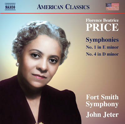 Gramophone.co.uk: Naxos release of the First and Fourth Symphonies by Florence Beatrice Price