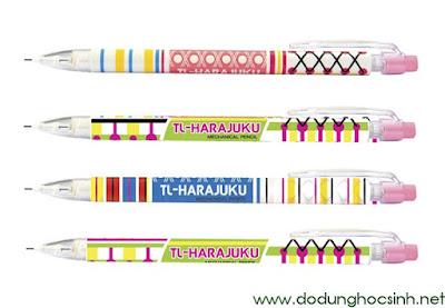 Bút chì bấm PC-018 HARAJUKU (Thiên Long)