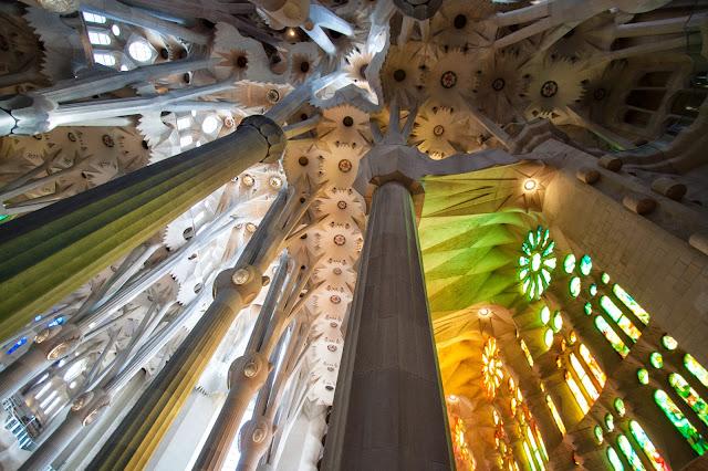 Sagrada familia-Barcellona