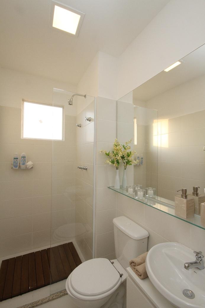 Imagens De Banheiros Bem Decorados : Flores e plantas no banheiro ou lavabo jeito de casa