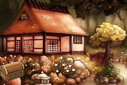 GamesNovel Green Forest House Escape