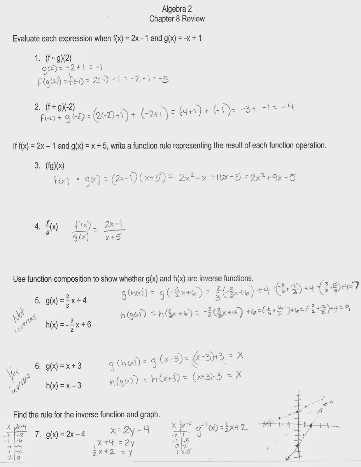 algebra alerts algebra 1 and 2 algebra 2 chapter 8 review. Black Bedroom Furniture Sets. Home Design Ideas
