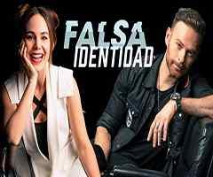 Falsa identidad capítulo 84 - telemundo