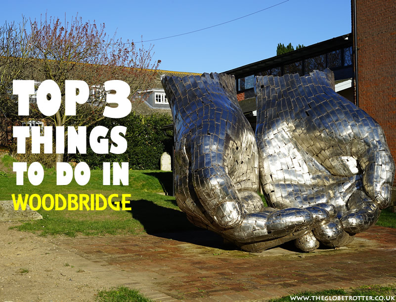 Top 3 things to do in Woodbridge