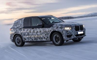2018 BMW X3: Date de sortie, Diesel, Examen, Prix