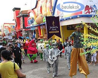 Harga Tiket Masuk Pekan Raya Jakarta Fair