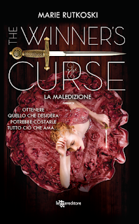 copertina libro the winner's curse