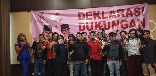 Komunitas LGBT Hijrah ke Prabowo-Sandi, Ini Kata Aktivis 212