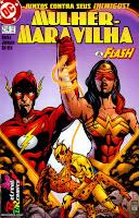 Mulher Maraviilha & Flash #214 (Opcional)