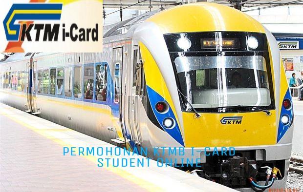 Permohonan Kad Diskaun Pelajar Ktmb I Card Student 2021 Online Semakan Status My Panduan