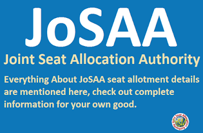 Joint Seat Allocation Authority