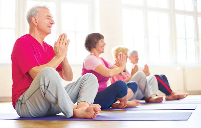 Bài tập Yoga giúp điều trị hiệu quả tê bì chân tay