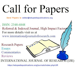 Call for Papers January 2017